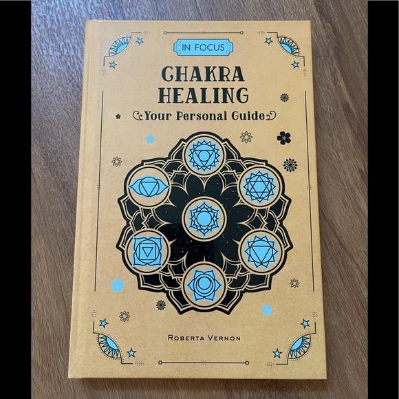 Chakra Healing Book ✨NEW✨